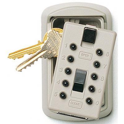 Supra 2 Keys Storage Box