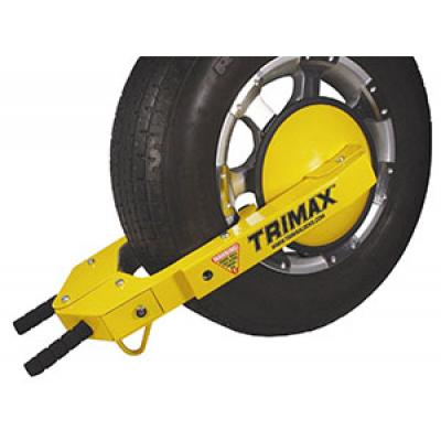 Trimax TWL100 HD Wheel Clamp
