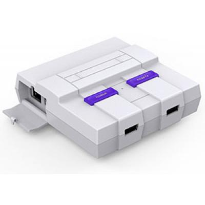 SNES Raspberry 3/B/B+ Case