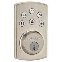 Weiser PowerBolt 2 Electronic Lock