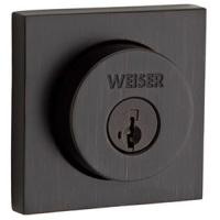 Weiser Metropolitain Square Deadbolt