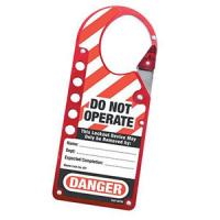 Master Lock Lockout Snap-On Hasp  427