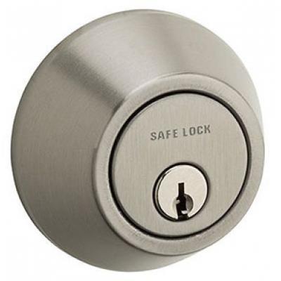 Weiser Safe Lock Deadbolt