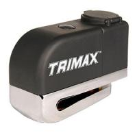Trimax Alarmd Disc Lock for motorcycles