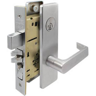 Dorex mortise DM series with Linea lever